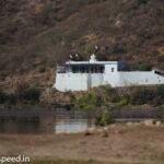Temple near Bhariya talab